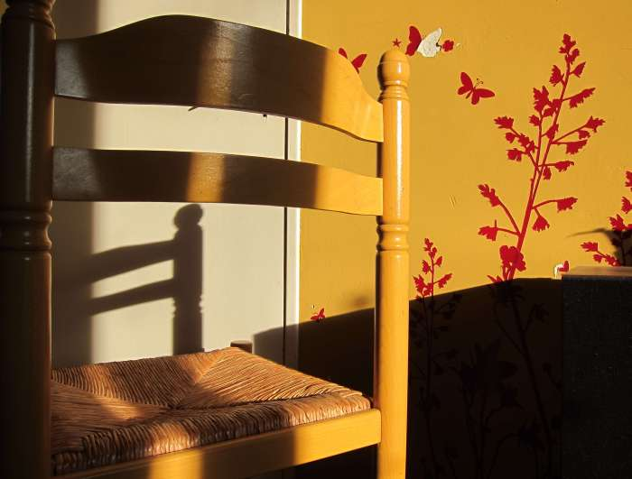 Chaise jaune-version blog