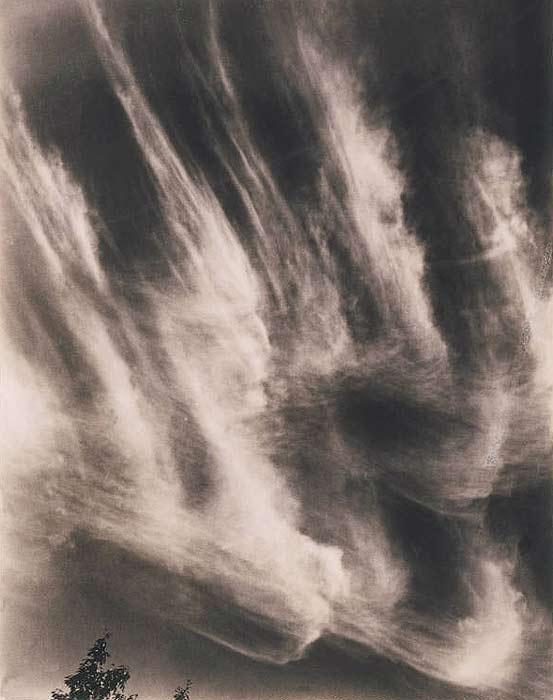 Alfred Stieglitz, Série Equivalents, 1930